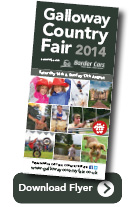 galloway country fair leaflet 2014